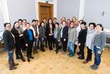 ZAMm unterwegs-Lehrgangsteilnehmerinnen aus Salzburg zu Besich im Bundesministerium für Landwirtschaft  Regionen und Tourismus .jpg