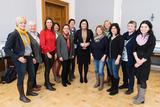 ZAMm unterwegs-Lehrgangsteilnehmerinnen aus Oberösterreich zu Besich im Bundesministerium für Landwirtschaft  Regionen und Tourismus.jpg