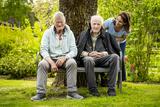 Griseldis Felsberger hat auch ein Green Care Angebot für Menschen, die Betreuung brauchen ©Wirlphoto