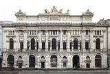 Börse_Gebäude  © Börse Wien