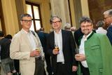 150-044 Die Börse feiert ihren 150-jährigen Bestand © Werner Krug / Börse für Landwirtschaftliche Produkte in Wien