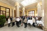 150-117 Die Börse feiert ihren 150-jährigen Bestand © Werner Krug / Börse für Landwirtschaftliche Produkte in Wien