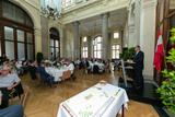 150-211 Die Börse feiert ihren 150-jährigen Bestand © Werner Krug / Börse für Landwirtschaftliche Produkte in Wien
