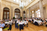 150-227 Die Börse feiert ihren 150-jährigen Bestand © Werner Krug / Börse für Landwirtschaftliche Produkte in Wien