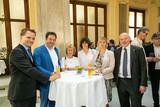 150-066 Die Börse feiert ihren 150-jährigen Bestand © Werner Krug / Börse für Landwirtschaftliche Produkte in Wien