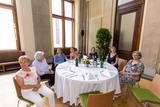150-219 Die Börse feiert ihren 150-jährigen Bestand © Werner Krug / Börse für Landwirtschaftliche Produkte in Wien