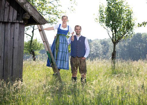 Bräuche sind in der Bauernschaft tief verankert. © Volkskultur Niederösterreich/Gerald Lechner