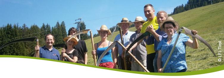LFI - Bildung mit Weitblick für mehr Lebensqualität LFI Tirol