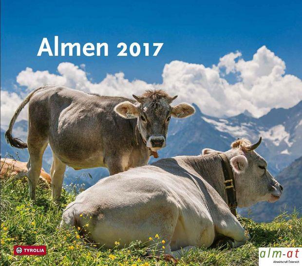 AWÖ_Almkalender_2017_Titelbild © Tyrolia Verlag