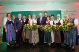 Ehrengäste und Funktionärinnen © LK NÖ/Roland Rudolph