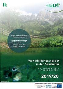 Cover Weiterbildung Aquakultur 2016_17