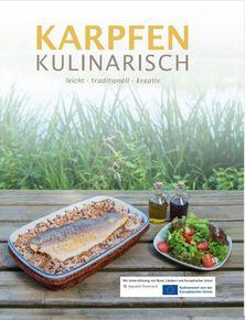Cover Kochbuch Karpfen kulinarisch © Florian Kainz