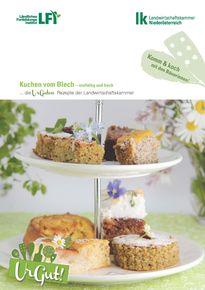 Kuchen vom Blech_Titelseite LK NÖ