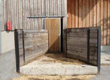 tierverladung am landwirtschaftlichen betrieb stressfrei gestalten landwirtschaftskammer bauen. Black Bedroom Furniture Sets. Home Design Ideas