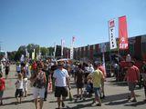 Die 48. internationale Landwirtschafts- und Lebensmittelmesse AGRA fand vom 21. bis 26. August in Gornja Radgona (Slowenien) statt. Auf einer Fläche von 65.000 m2 präsentierten sich 1.690 Aussteller aus 25 Ländern. ©Kristof