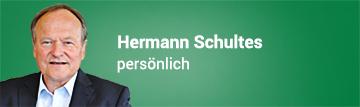 Hermann Schultes persönlich ©Archiv