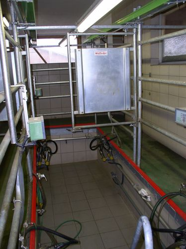 Melkstände Für Kleinere Milchviehbetriebe Landwirtschaftskammer
