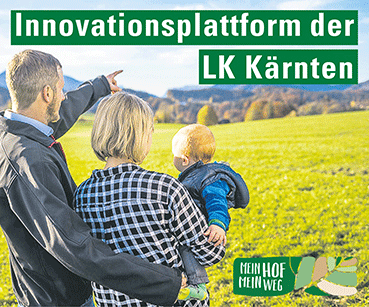 Innovationsplattform © LK Kärnten