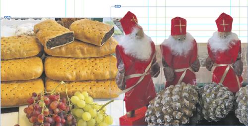 Weihnachtskekse Brigitte.Kletzenbrot Weihnachtskekse Mehlspeisen Nüsse Elfriede Und