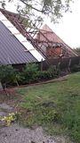 Auch Wirtschaftsgebäude sind durch Sturmschäden betroffen ©Bgld. Landwirtschaftskammer/Steinhofer