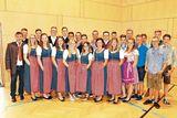 Die neuen Facharbeiter der 3b der LFS Goldbrunnhof. ©Archiv