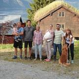 Rüdiger Rattenberger - Landjugend Praktikum Norwegen 2017 ©Landjugend