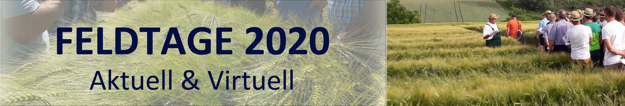 Sujet Feldtage 2020 © LK OÖ/Horner