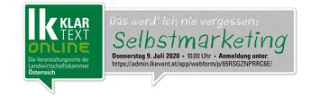 Banner LK Klartext online 355x108 © LK Österreich