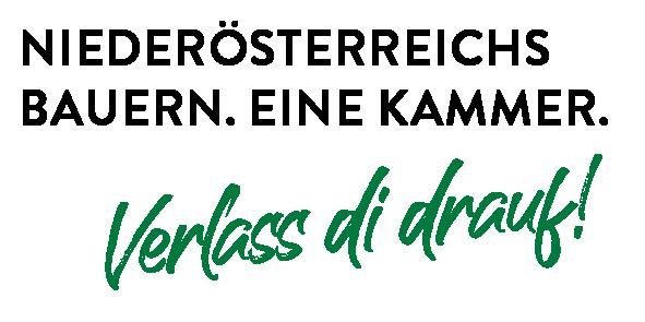 NOEs_Bauern_Verlass_di_drauf_schwarz_gruen © LK NÖ