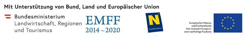 EMFF-2014-2020-Bund-Land-Foerderlogo ©Archiv