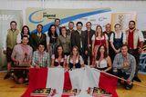 : Der 1. Platz in der Mannschaftsbewertung ging an das Team Landjugend Oberösterreich