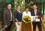 LK-Auszeichnung für Theresia Neuhofer 2021