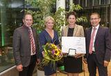 LK-Auszeichnung für Andrea Schwarzmann 2021
