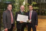 LK-Auszeichnung für Dr. Josef Siffert 2021