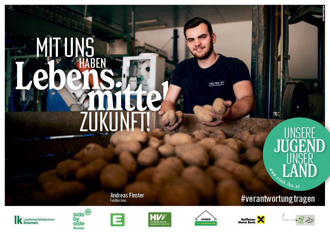 08_Lebensmittel-Erdäpfel ©Landwirtschaftskammer Steiermark