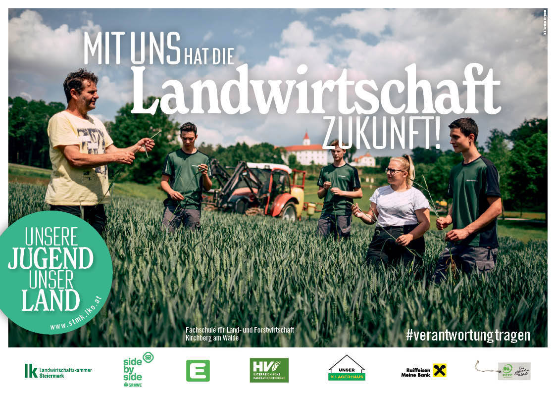 11_Landwirtschaft-Kirchberg ©Landwirtschaftskammer Steiermark